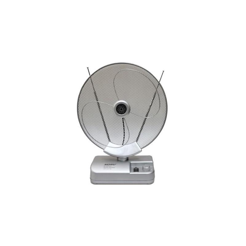 Antena tdt interior amplificada 44 db for Antena de interior para tdt