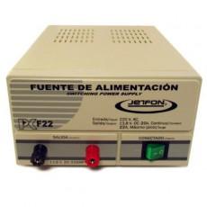 Fuente de alimentación 220V a 13,8V 22A