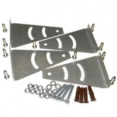 Soporte de pared antena de panel