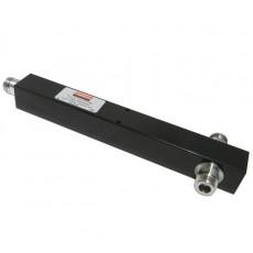 Splitter - divisor de señal de 2 vías 698 a 2700 Mhz