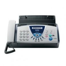 Fax de papel normal Brother T104