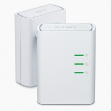 PLC Kit 2 Powerline 200 Mbps