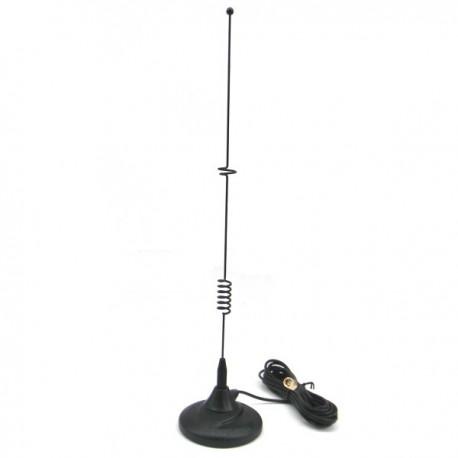 Antena magnética GSM 5 dBi SMA macho