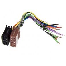 Conector macho ISO portahembras