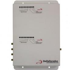 Amplificador de línea Stella Doradus de 4 puertos
