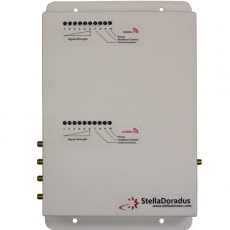Amplificador de línea Stella Doradus 900+2100 MHz de 4 puertos