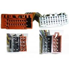 Conectores ISO CHRYSLER desde 2002 y VOYAGER GRAND CHEROKEE