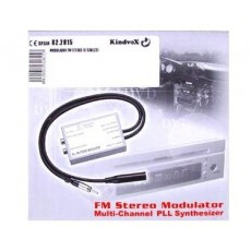 Modulador FM universal para MP3