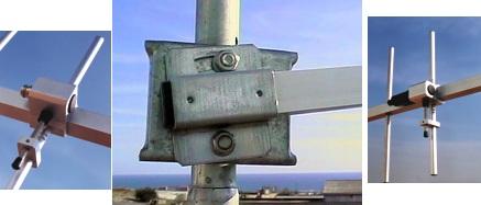 Antena Yagi 433 MHz marca Tagra