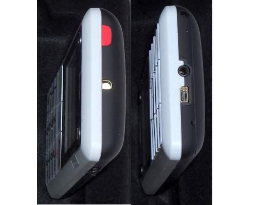 Teléfono con botón de emergencia