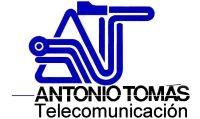 Logo de Antonio Tomás Telecomunicación, tienda de antenas 3G, UMTS, 4G, LTE, GPS y GSM