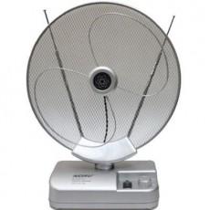 Antena TDT interior amplificada 44 dB