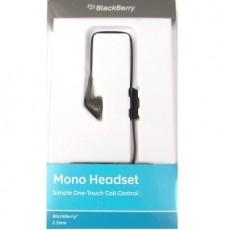 Auricular Blackberry mono jack 3.5 mm