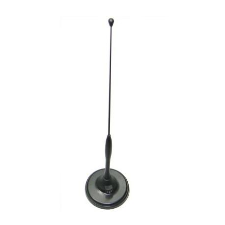 Antena Gsm magnética 900 Mhz 5 dBi FME macho