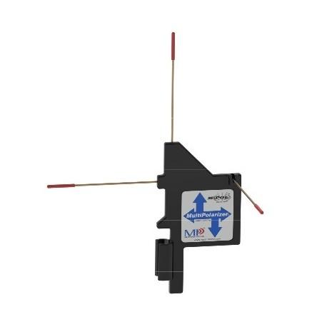 Antena de multipolarización para router Wifi
