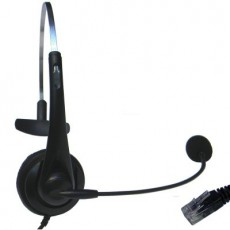 Auricular profesional Atcom conector RJ-9