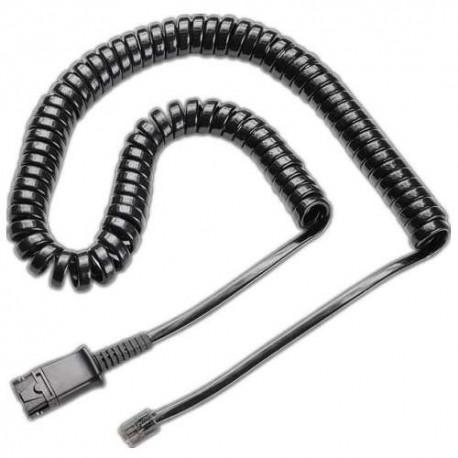 Cable plantronics U10