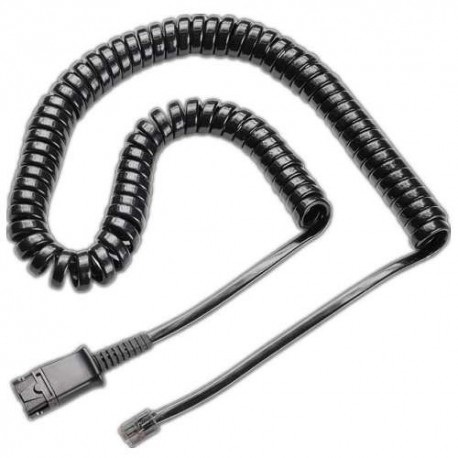 Cable Plantronics U10P