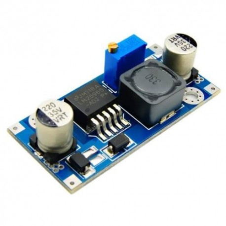 Convertidor ajustable E 4.5-40 VDC a S 1.5-35 VDC