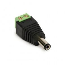 Conector rápido Plug DC 2.1/5.5 mm