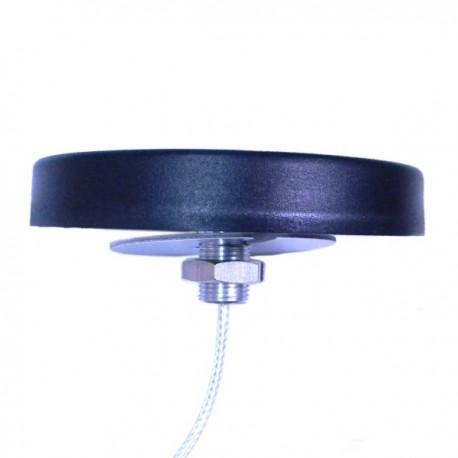Antena bajo perfil 2,4/5GHz ganancia 3/4 dBi