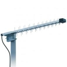 Antena yagi logperiódica 12,15 dBi