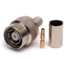 Conector TNC-RP macho para cable 240 crimpar