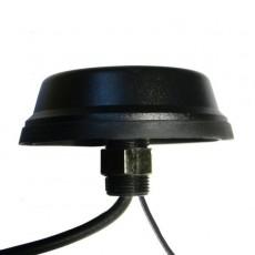 Antena de bajo perfil GPS y GSM/UMTS