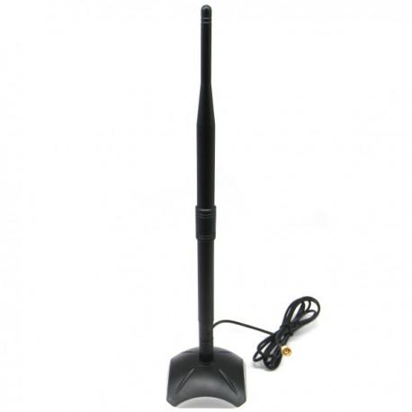 Antena Wifi imán omnidireccional 7 dBi