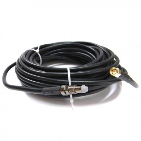 Cable tipo 240 12 m FME hembra-SMA macho