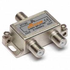 Splitter FM-TV 1 entrada 2 salidas