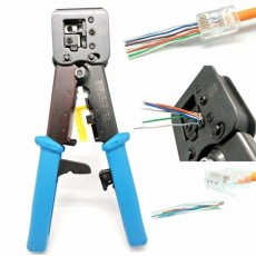 Tenaza Crimpar Conectores RJ45 cable passante