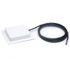 Antena Wifi adhesiva 2,4 GHz 8 dBi 2 m SMA macho RP
