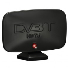 Antena activa DVB-T para televisión digital