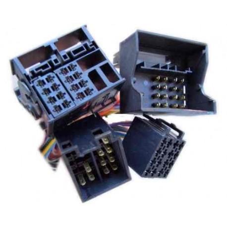 Conectores ISO FORD FOCUS/FOCUS C/MAX/MONDEO