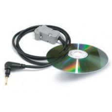 CABLE DE PROGRAMACION C/SOFTWARE IRIS IP-60/100/400