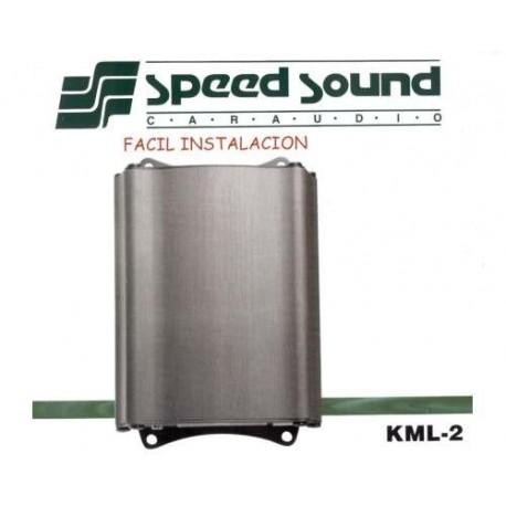 CAJA DE CONTROL KIT MANOS LIBRES SPEED SOUND KML-2