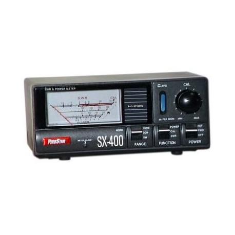 Medidor ROE 140 - 525 MHz 200 W