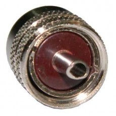 Conector UHF macho rg58 baquelita soldar