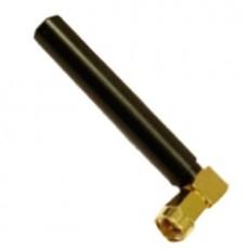Antena portátil 868 MHz ángulo 90º SMA macho